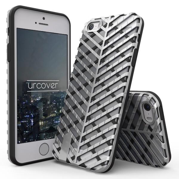 Urcover® Apple iPhone 5 / 5s / SE Schutzhülle Sword Series Back case Cover Hülle