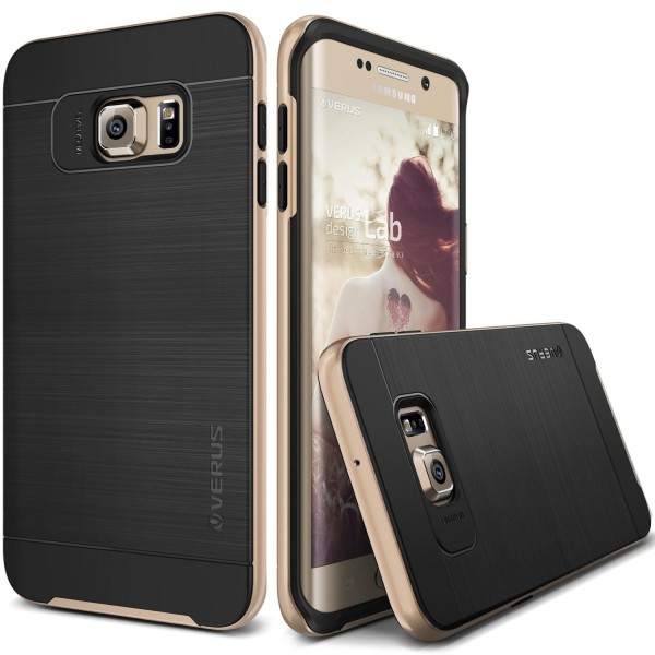 Samsung Galaxy S6 Edge Plus Handy Hülle Schutz Case Cover Schale Bumper Backcase