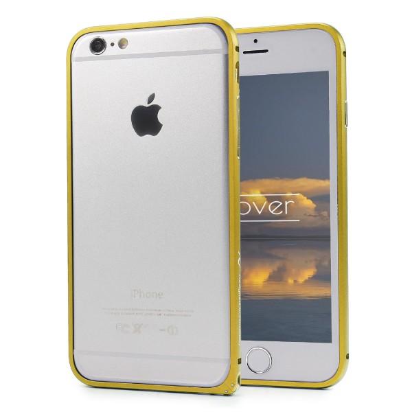 Urcover® Apple iPhone 6 / 6s Alu Bumper Schutz Hülle Case Cover Tasche Etui
