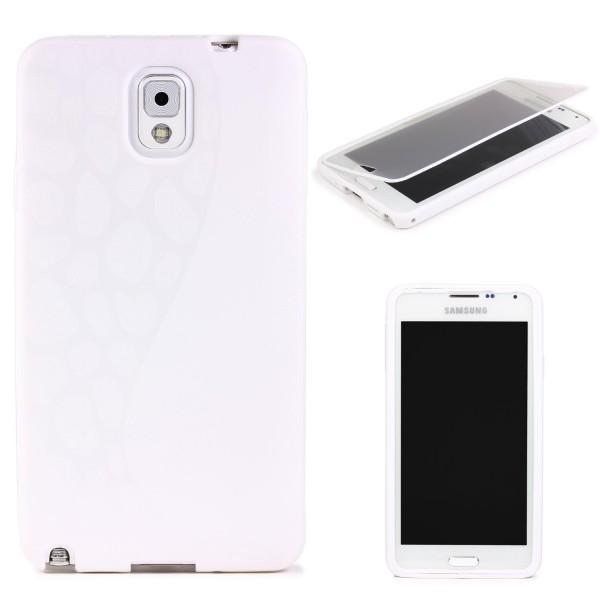 Samsung Galaxy Note 3 TOUCH CASE Display Schutz Hülle Schale Rundum Cover Tasche