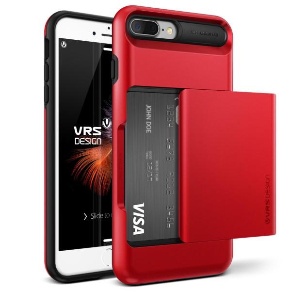 VRS Design® Apple iPhone 7 Plus TPU Back Case Cover Schutz Hülle Standfunktion