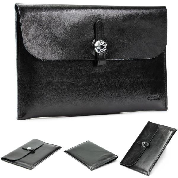 Urcover® Tablet Umschlag Hülle 8 Zoll Schutz Cover Case Sleeve Tasche Vintage