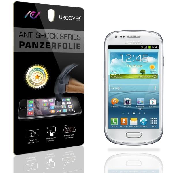 Samsung Galaxy S3 Mini Display Schutz Folie Ultra Klar PET Handy Schutzfolie Clear