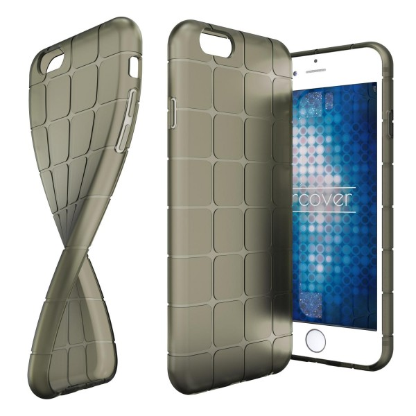 Urcover® Apple iPhone 6 Plus / 6s Plus TPU Back Case klar Schutz Hülle Cover