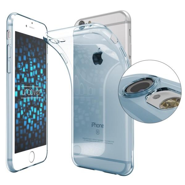Apple iPhone 6 Plus / 6s Plus Slim Soft Backcase Kamera Schutz Hülle Cover Case