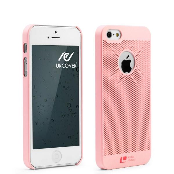 Apple iPhone 5 / 5s / SE Schutzhülle TOP HAPTIK Cover Back Case Bumper Hülle