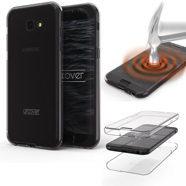Samsung Galaxy A5 (2017) TPU Case 360 Grad Schutz Hülle Etui Cover Touch Case