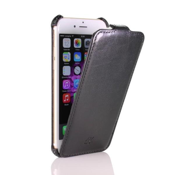 Urcover Apple iPhone 6 Plus / 6s Plus Fashion Klapp Hülle Flip Case Wallet Cover