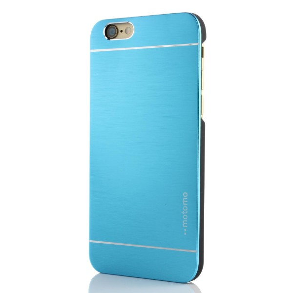 Urcover® Apple iPhone 6 / 6s Aluminium Handy Schutz Hülle Hard Back Case Cover