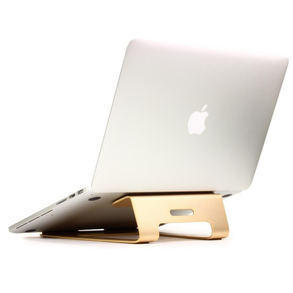 Urcover® Aluminium Laptop Ständer Notebook Halter Netbook Ultrabook Halterung