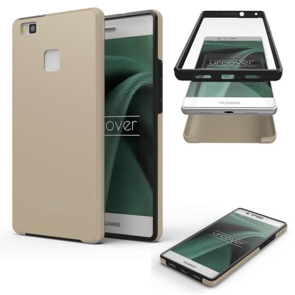 Huawei P9 Lite Touch Case 2018 Handy Schutz Hülle 360° Rundumschutz Etui Bumper