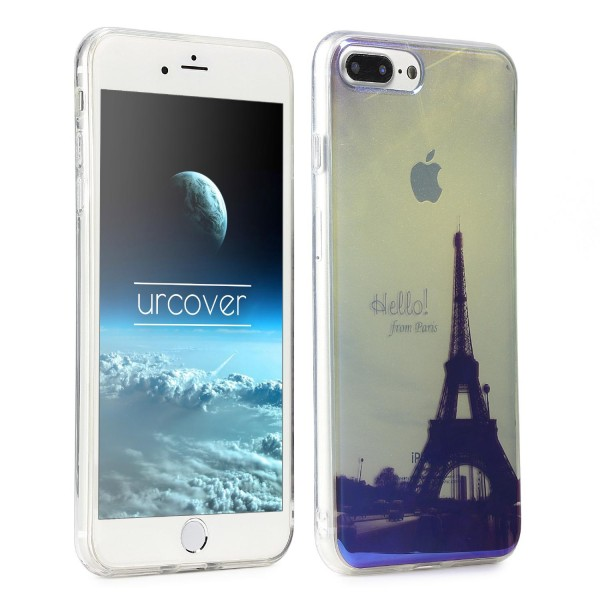 Urcover® Apple iPhone 7 Plus Backcase Schutz Hülle TPU Silikon Cover Etui Schale