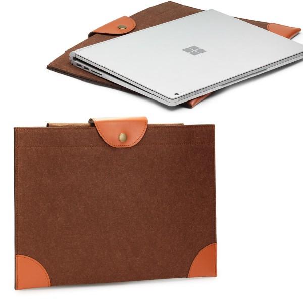 Urcover® Universal Laptop Notebook Netbook Tablet Tasche für 13 Zoll Geräte Hülle Sleeve Schutztasche in Ultrabook Aktentasche Handtasche für Lenovo Macbook Acer Dell uvm.