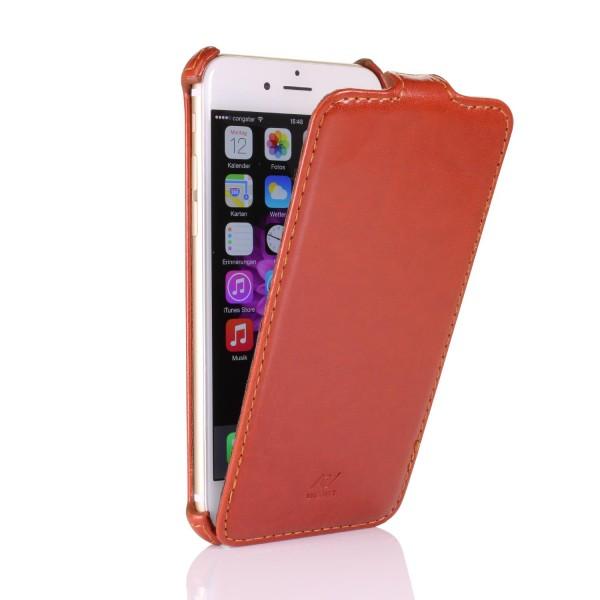 Urcover® Apple iPhone 6 / 6s Fashion Series Klapp Hülle Flip Case Wallet Cover