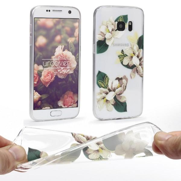 Urcover® Samsung Galaxy S7 Design Back Case Kameraschutz Schutzhülle Cover Etui