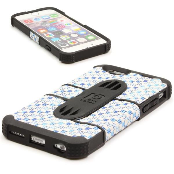 Urcover® Handy Schutz Hülle für iPhone 6 / 6s Bumper Soft Case Cover Tasche Schale