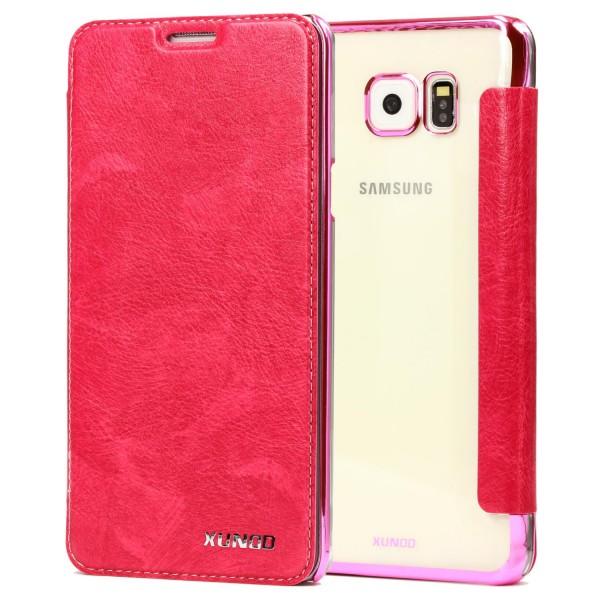 Samsung Galaxy Note 5 Schutzhülle Wallet Klapp Cover Flip Case Tasche Etui
