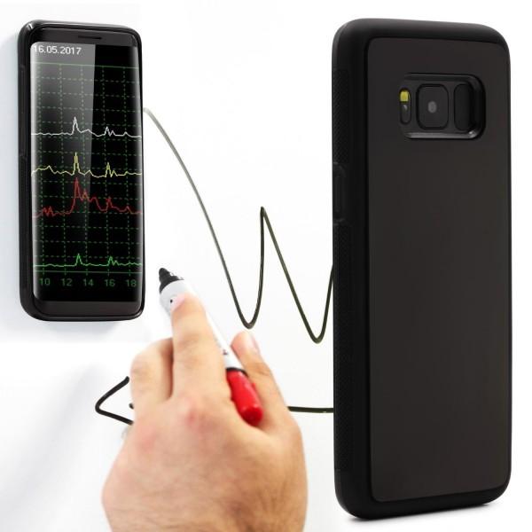 Samsung Galaxy S8 Plus Anti Schwerkraft Rutschfest Nano Gravity Case Schutzhülle