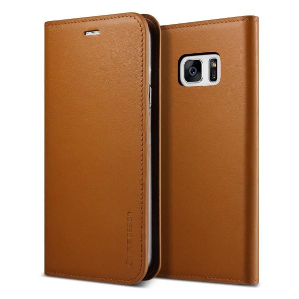 Urcover® Samsung Galaxy Note 7 Kunstleder Wallet Kartenfach Case Cover Etui