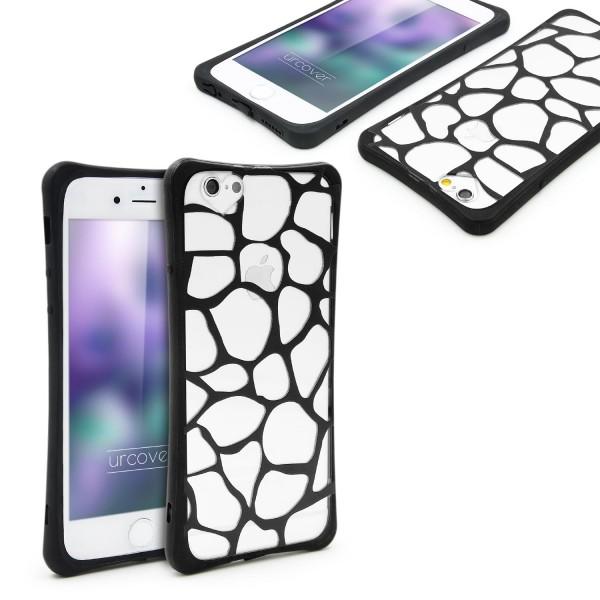 Urcover® Apple iPhone 6 Plus / 6s Plus Schutzhülle Back Case Cover Design Schale