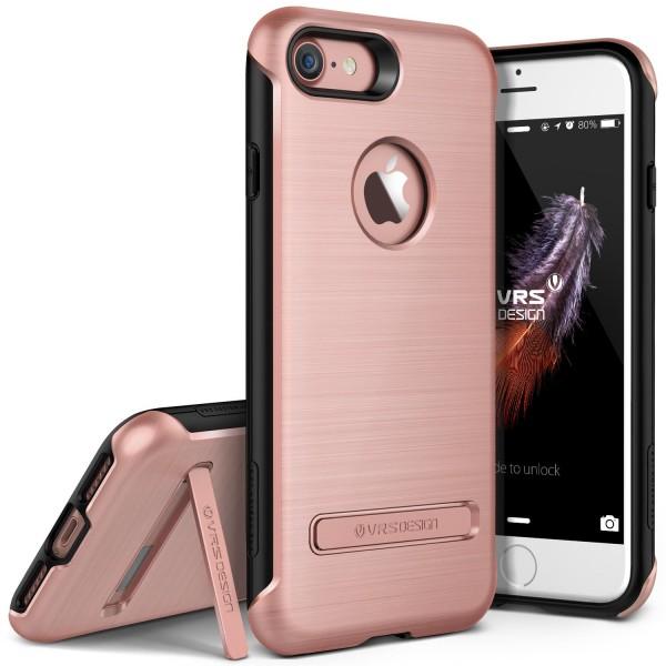 VRS Design® Apple iPhone 7 TPU Schutzhülle Cover Case Tasche Standfunktion Etui