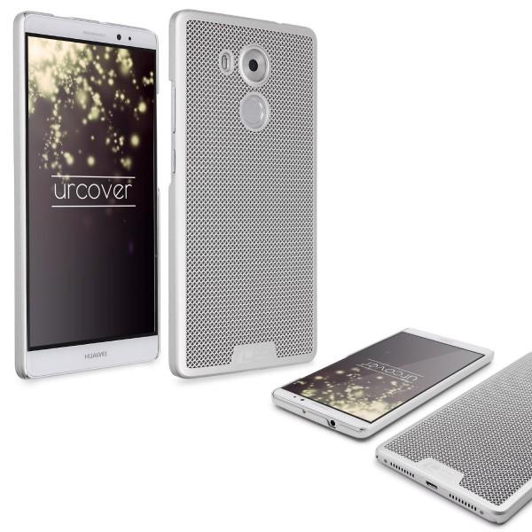 Huawei Mate 8 Schutzhülle TOP HAPTIK Cover Back Case Bumper Hülle Schale