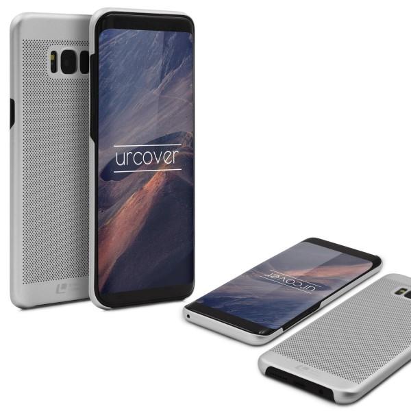 Samsung Galaxy S8 Plus Schutzhülle TOP HAPTIK Cover Back Case Bumper Hülle