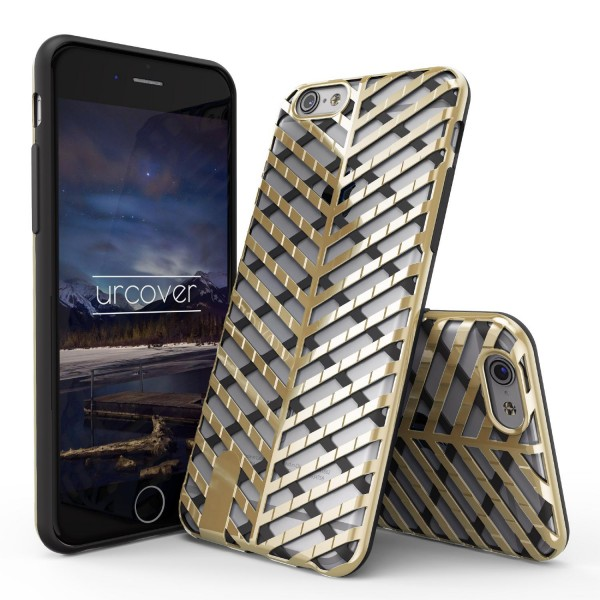 Urcover® Apple iPhone 6 / 6s Schutzhülle Sword Series Back case Cover Hülle