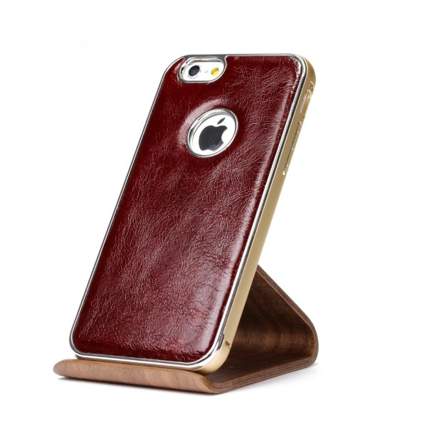 Urcover® Apple iPhone 6 / 6s Backcase Schutzhülle Case Cover Bumper Etui Vintage