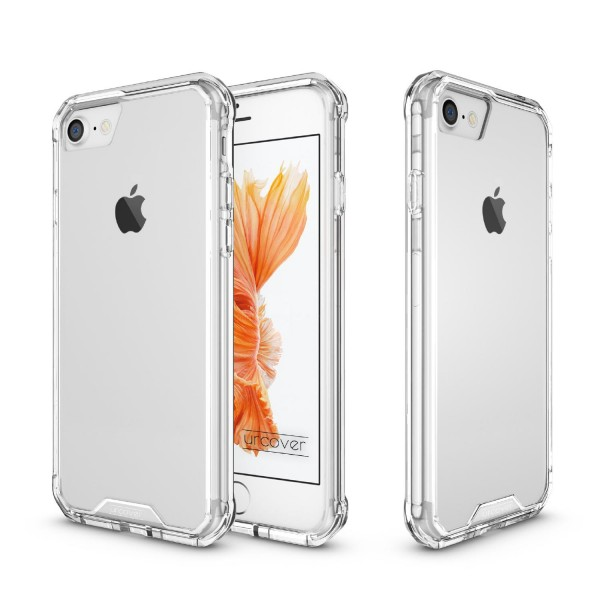 Apple iPhone 7 Schutz Hülle ULTRA SLIM Case Cover klar transparent Schale TPU