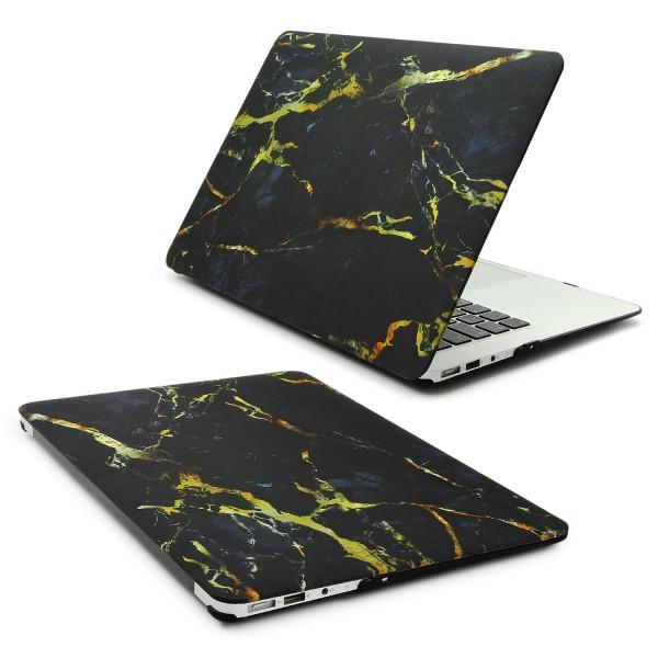 Urcover® Schutz Tasche für Macbook Air 13,3 Zoll Full Hard Cover Smart Case