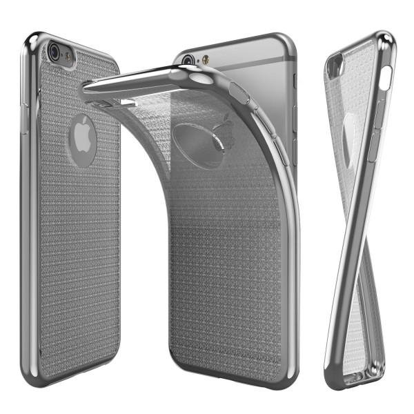 Urcover® Apple iPhone 6 Plus / 6s Plus Schutz Hülle [Spiegelrand] Back Cover