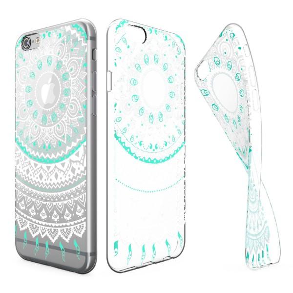 Urcover® Apple iPhone 6 Plus / 6s Plus Schutz Hülle Case Cover Tasche Silikon