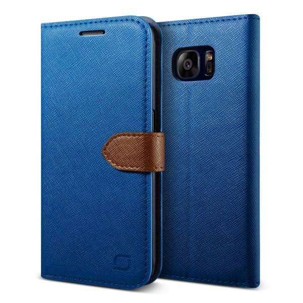 Urcover® Samsung Galaxy S7 Klapp Schutz Hülle Flip Wallet Stand Case Cover Etui