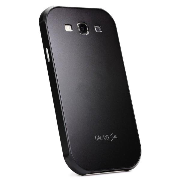Urcover® Samsung Galaxy S3 Alu Handy Schutz Hülle Full Metal Case Cover Tasche