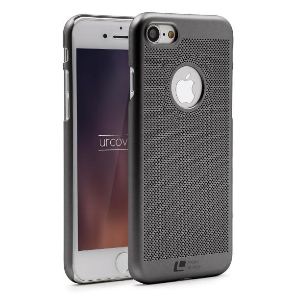 Apple iPhone 7 Schutzhülle TOP HAPTIK Cover Back Case Bumper Hülle Schale