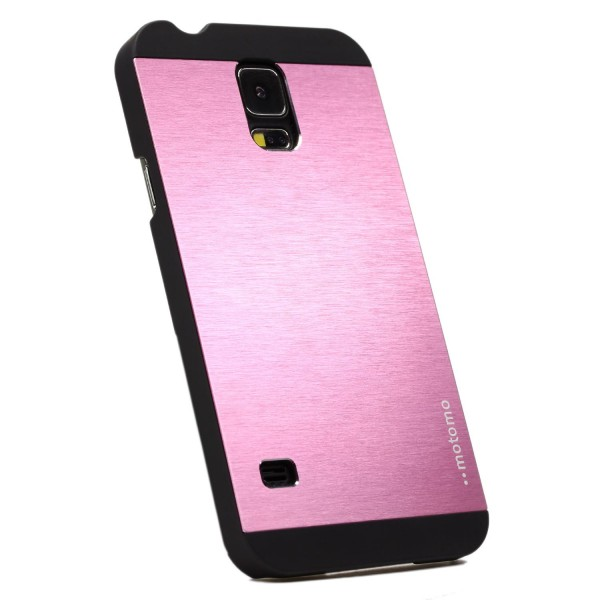 Urcover® Samsung Galaxy S5 Aluminium Handy Schutz Hülle Hard Back Case Cover