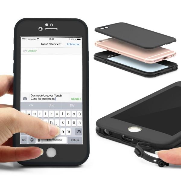 Apple iPhone 6 Plus / 6s Plus Touch Case 2016 Schutz Hülle Tasche Bumper Rundum