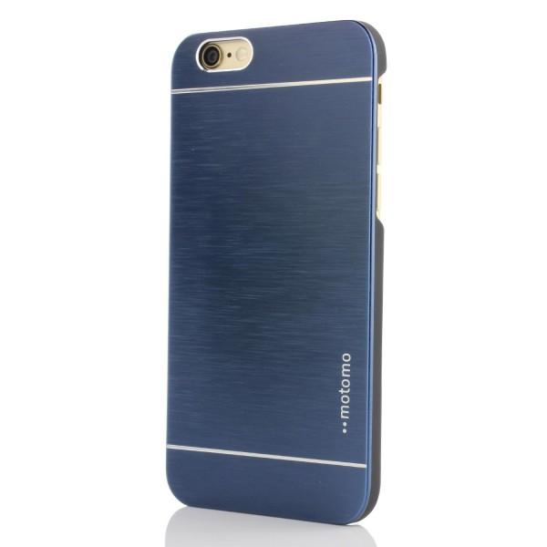 Urcover® Apple iPhone 6 / 6s Aluminium Handy Schutz Hülle Hard Back Case Cover