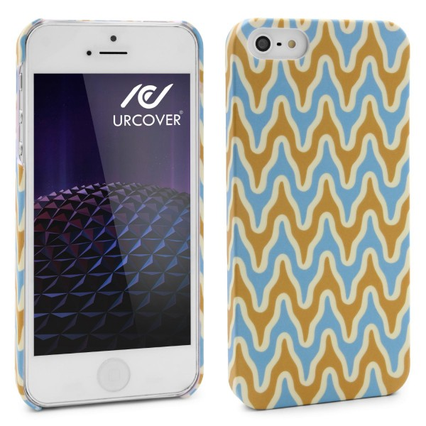 Urcover® Apple iPhone 5 / 5s / SE Schutz Hülle Back Hard Case Cover Ultra Slim