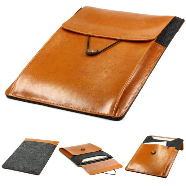 Urcover® 12 Zoll Universal Laptop Tasche Soft Case Notebook Cover Netbook Etui