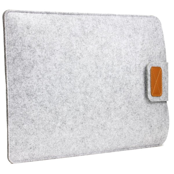 Urcover® 12 Zoll Tablet Laptop Schutz Hülle Cover Case Filz / Felt Bag Etui