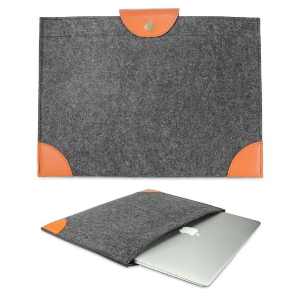 Urcover® 15,4 Zoll Laptop Tablet Tasche Schutzhülle Case Cover