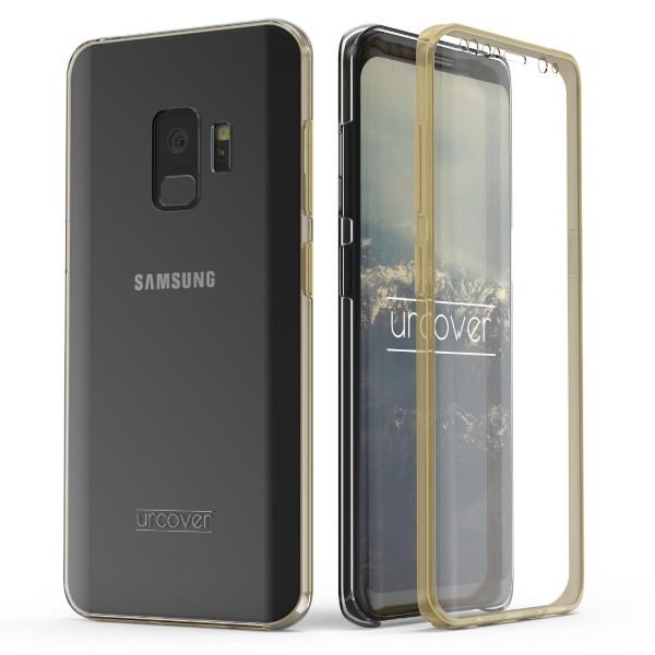 Urcover Samsung Galaxy S9 Touch Case 2.0 Hard Edition berühmt durch Galileo Rundum 360° Crystal Clear Schutzhülle