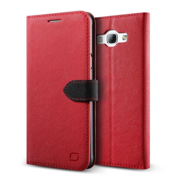 Urcover® Samsung Galaxy A8 Klapp Schutz Hülle Flip Wallet Stand Case Kartenfach