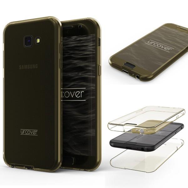 Samsung Galaxy A3 (2017) TPU Case 360 Grad Schutz Hülle Etui Cover Touch Case
