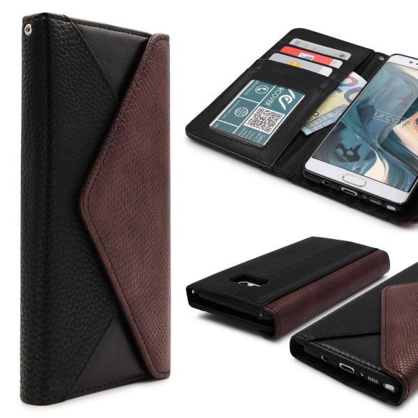 Urcover® Samsung Galaxy Note 7 Schutz Hülle Karten & Geld Fach Case Cover Etui