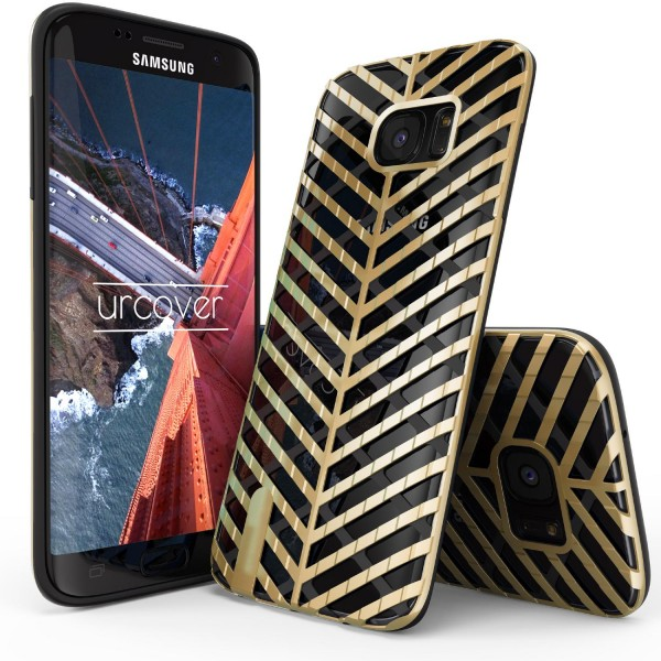 Urcover® Samsung Galaxy S7 Edge Schutzhülle Sword Series Back case Cover Hülle