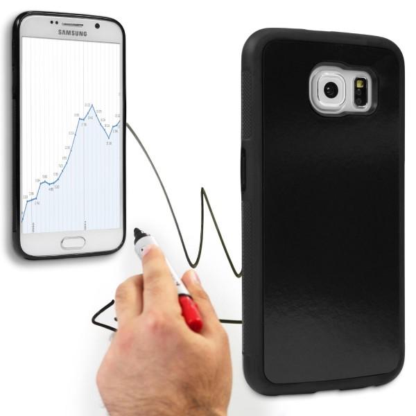 Samsung Galaxy S6 Anti Schwerkraft Rutschfest Nano Gravity Case Schutz Hülle