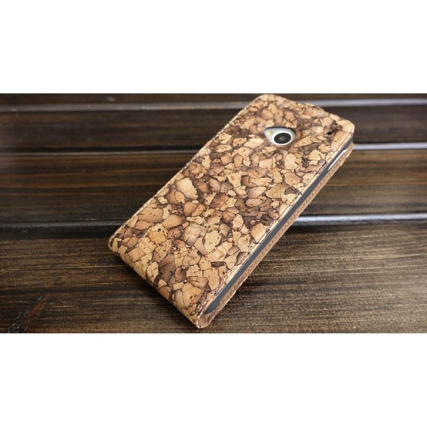 Urcover® HTC One M7 Flip Wallet Schutz Hülle Case Cover Etui Schale Tasche